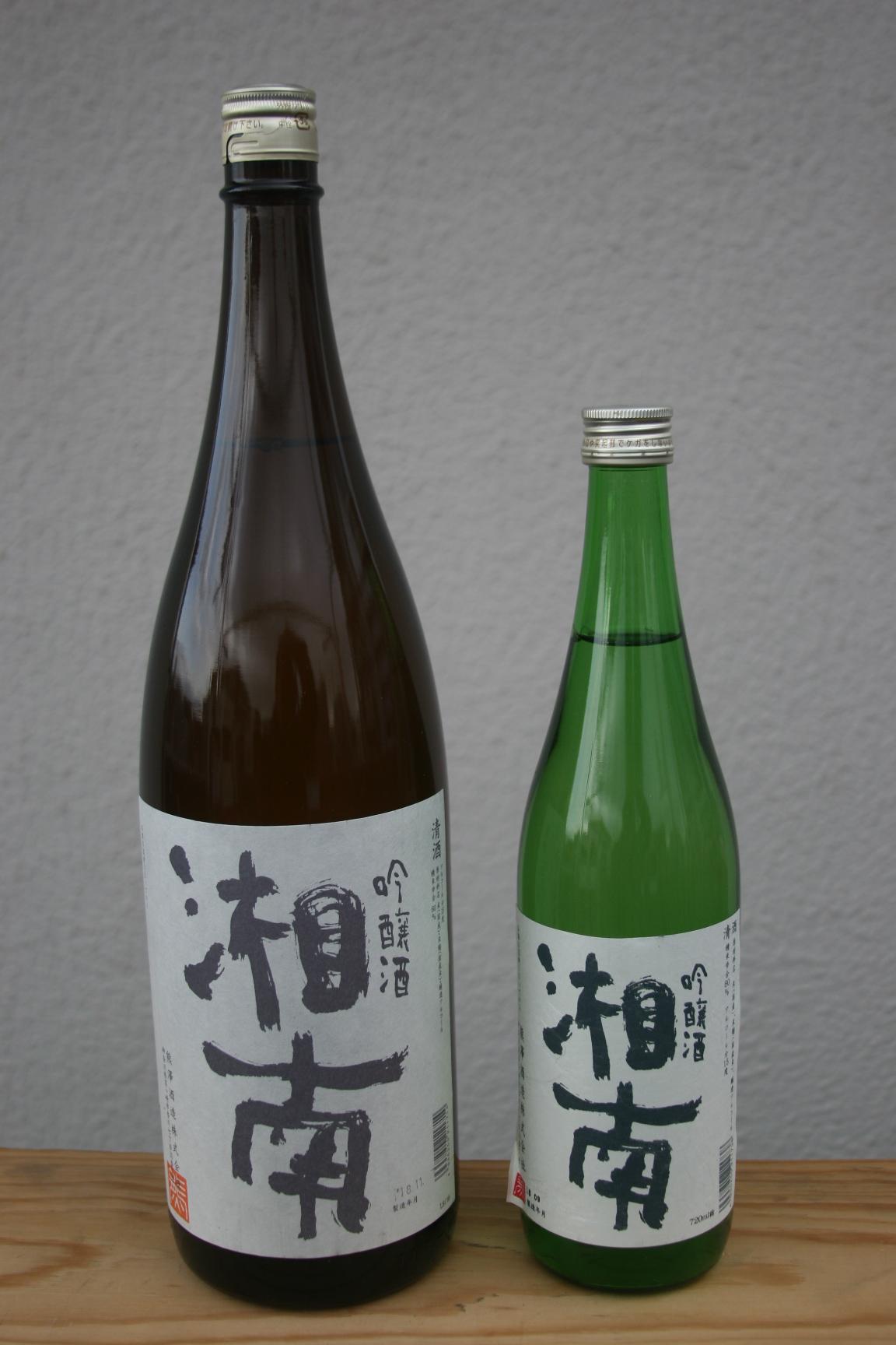 熊澤酒造 『湘南』 逸品 吟醸酒  1800ml
