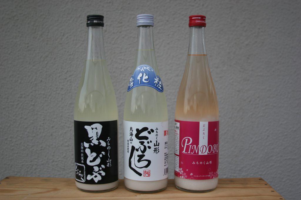 酒田醗酵『みちのく山形どぶろく Pindobu』鳥海山 720ml