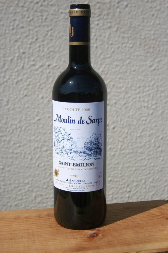 [父の日おすすめ]ムーラン・ド・サルプ2006